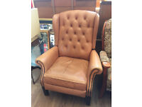 Chesterfield recliner - free local delivery