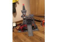 Early Learning Centre Wooden toy castle