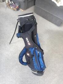 RAM dual strap golf bag