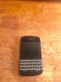 Blackberry Q10 Spares or repair