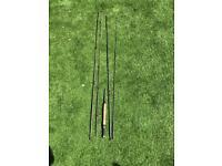 Leeda Rimfly Concept Fly Rod 9'6 and 10'
