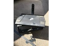 FREE Television Bracket for old style small TV and DVD player