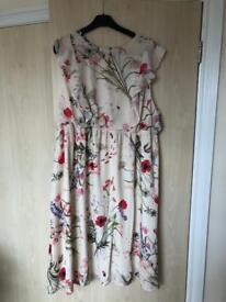 Size 18 maternity dress