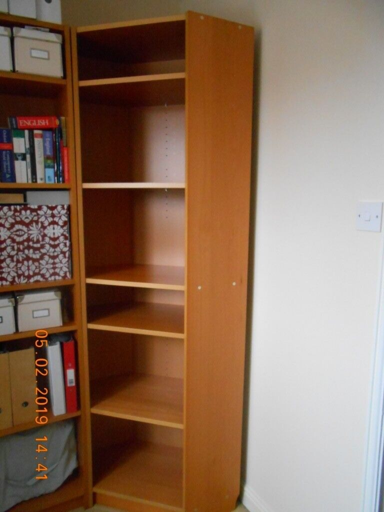 Bargain Ikea Billy Bookcase Corner Unit In Beech In Doncaster South Yorkshire Gumtree