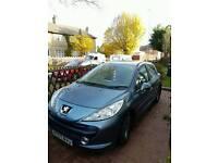 Good condition Peugeot 207 for sale (10 months MOT)