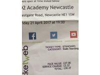 2 Seasick Steve tickets