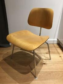 Charles Eames DCM chair by Herman Miller/Vitra