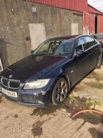 BMW e90 for breaking 2005 up 320d
