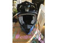 Kids helmet for quad or scrambler