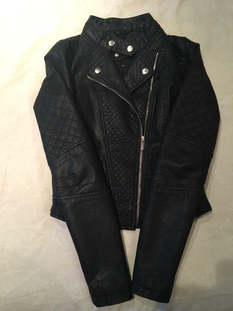 Women's Biker Jacket