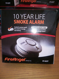 Smoke Alarms (FireAngel) 12 available