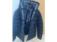 Men's Moncler coat