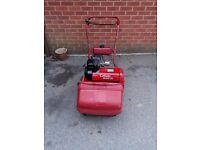 Suffolk punch 17s cylinder lawnmower