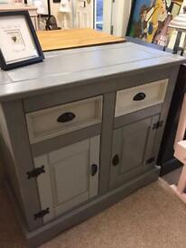 Pretty grey sideboard