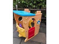 Little Tikes Ship Playhouse Dora Diego outdoor fun
