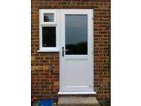 UPVC front or back doors fitted £799