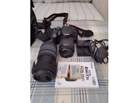 Canon EOS 700D Digital Professional SLR Camera & Accessories