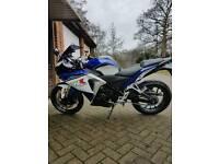 Wksp 125 motorcycle