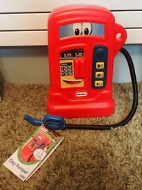 Little Tikes Cozy Pumper Petrol Pump for Cozy Coupe Car
