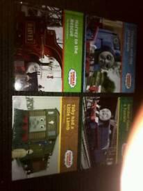 9 X Thomas tank engine books