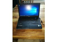 Fujitsu Lifebook A512-Hardly Used and in Immaculate Condition