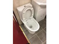 Cassellie Breeze Rimless Toilet BRAND NEW UNUSED