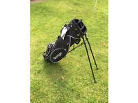 Slazenger Pencil Golf Bag, Brand New with tags