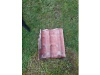 Free Roof tiles roof edging tiles