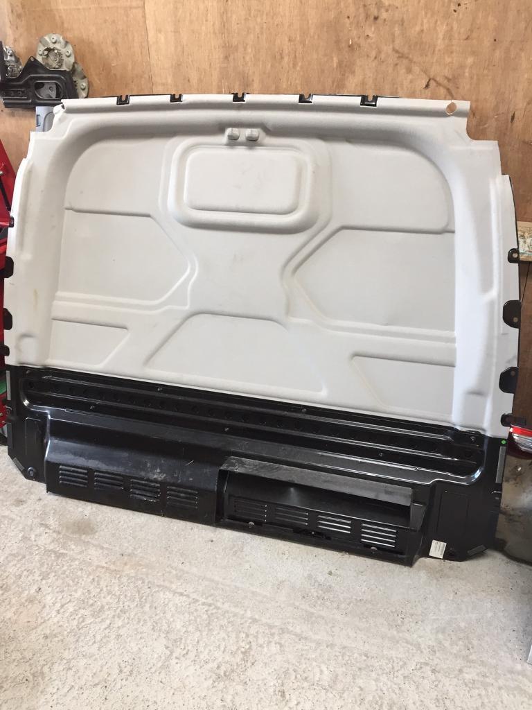 2014 Ford transit custom bulkhead