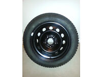 "4 x New BMW 1-Series/3-Series/Z3/Z4 16"" Steel Wheels with Goodyear Ultragrip 8 Winter Tyres"