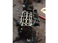 2 x MK5 Golf GTI 2.0 TFSI / AXX Code Engine / Damaged Ideal for Rebuild Project