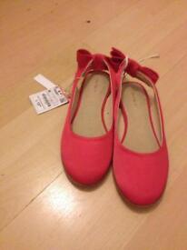 Brand new girls shoes (Zara)