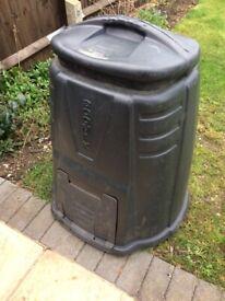 Composter for the garden