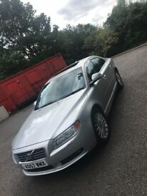 Volvo S80 2.4D 2008 top spec
