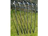 Ping Gmax irons 6 - SW lite graphite shafts