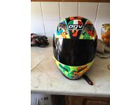 Agv ti tech Rossi rep helmet