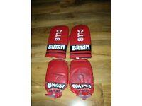 Bryan training gloves - 2 Pairs.