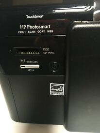 HP Photosmart Printer - used