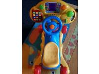 Fisher Price Grow and go ride on