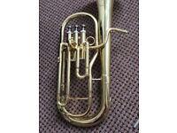 Jupiter tenor horn instrument (JAL-456)