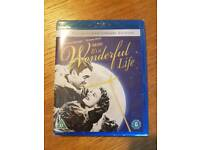 It's A Wonderful Life - Bluray - Brand New and Sealed