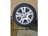 Range Rover genuine alloy wheel