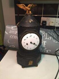 antique austrian clock