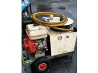 BRENDON Petrol, Cold Water, Pressure Washer with Honda Engine - 3500PSI