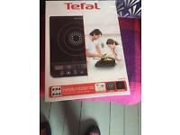 Tefal induction hob brand new