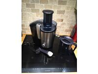 BOSCH JUICER 700W 1.25L JUICE CAPACITY 5 SPEEDS & PULSE BLUE