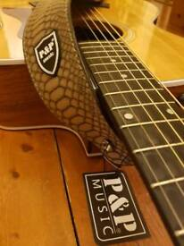 GUITAR ACCESSORIES stock clearance(straps&capos)