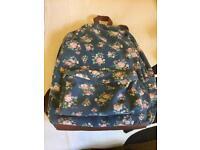 Women's/Girl's Flowery Bag pack