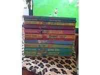13x Roald Dahl books