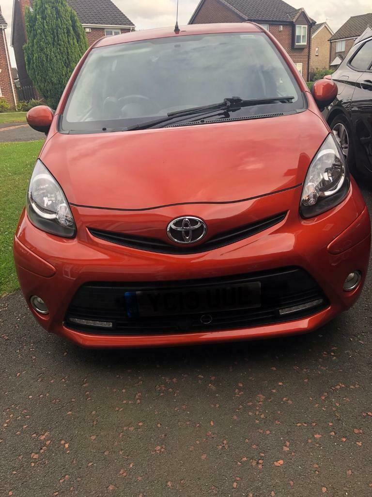 For Sale Motorhome tow car Toyota Aygo Fire 2013 | in Wallsend, Tyne and  Wear | Gumtree